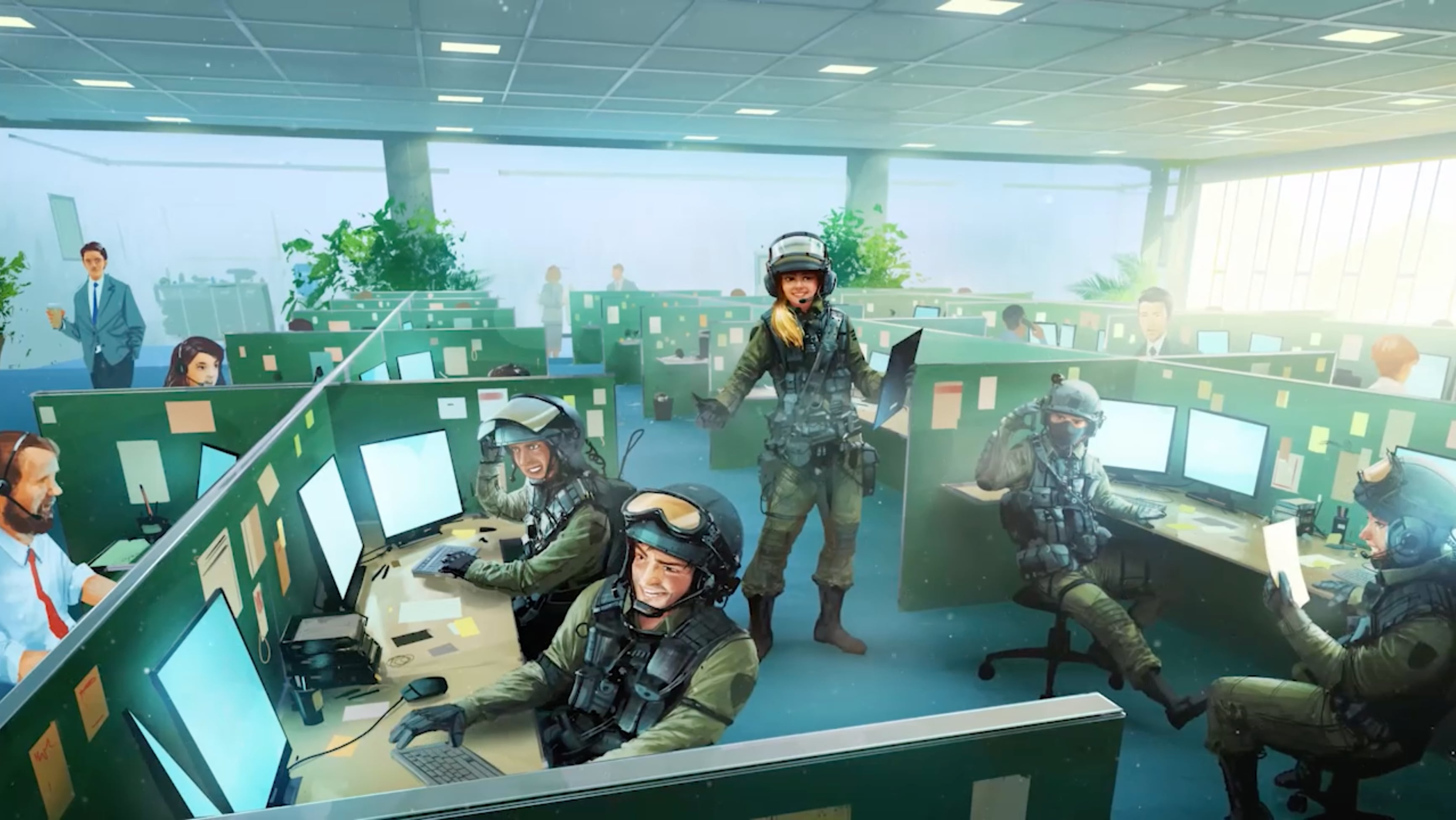 Counter Strike Go Style Game